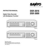 Buy Sanyo DS36930(SM780091-01) Manual by download #174100