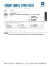 Buy Minolta 3802 Service Schematics by download #136674