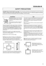 Buy Sanyo CE20LM3A- Manual by download #171482