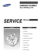 Buy Samsung Msys 6800SVC Service Manual by download #138757