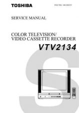 Buy Toshiba VTV2056 SUP Manual by download #172543