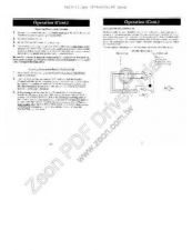 Buy Ranger PAGE11-12 Manual by download Mauritron #203622
