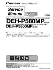 Buy PIONEER C3563 Service Data by download #149250