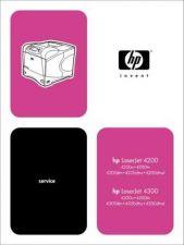 Buy HP LASERJET 4200-4300 SERVICE MANUAL by download #151299