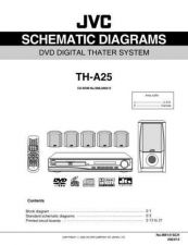 Buy JVC TH-A25 sch2 Service Manual by download #156525