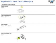 Buy MINOLTA omt m1 Service Manual by download #138273