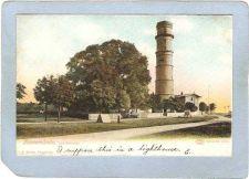 Buy GER Germany Lighthouse Postcard Travemunde Leuchtturm lighthouse_box2~1000
