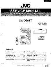 Buy JVC CH-X400J part Service Schematics by download #155470