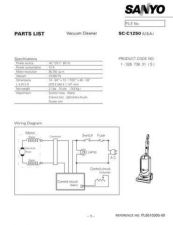 Buy Sanyo SCP8100(OM) Manual by download #175313