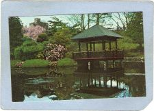 Buy CAN Royal Roads Postcard Japanese Garden Canadian Srevices College can_box~74