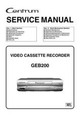 Buy Funai GEB200 (HG420ED) SERVICE MANUAL Manual by download #162501