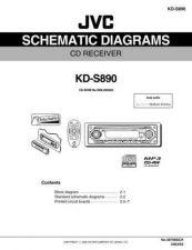 Buy JVC 49799SCH Service Schematics by download #121245