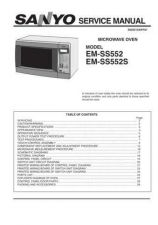 Buy Sanyo EM-S0750 Manual by download #174350