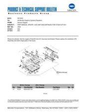 Buy Minolta 3559 LED UNIT DISCONTINUED Service Schematics by download #136637