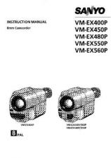 Buy Sanyo VM-D3P Operating Guide by download #169664