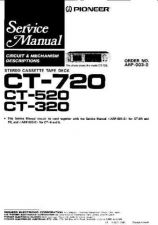Buy PIONEER CT-W706DR Service Manual by download Mauritron #193577