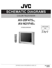Buy JVC AV-N21F45sch Service Schematics by download #155399