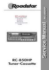 Buy ROADSTAR RC850HP by download #127657