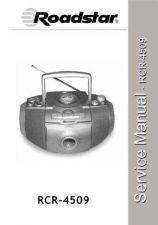 Buy ROADSTAR RCR-4509 by download #128450