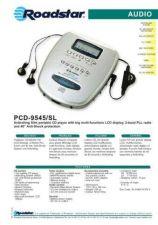 Buy ROADSTAR PCD-9544 by download #128334