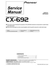 Buy PIONEER C2533 Service Data by download #152670