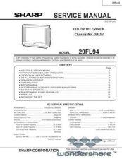 Buy Sharp 29FL94 Manual.pdf_page_1 by download #178193