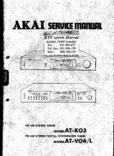 Buy AKAI ATKO3 ATVO4 L by download #125355