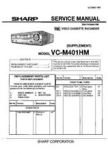 Buy Sharp VCM522HM-004 Service Schematics by download #158991