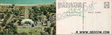 Buy CT New London Postcard Lighthouse Inn Aeriel View ct_box4~2135