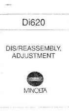 Buy Minolta DIS REASSEMB ADJ Service Schematics by download #137262