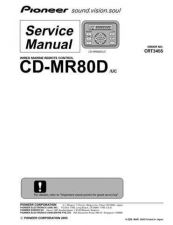Buy PIONEER C3455 Service Data by download #149233