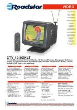 Buy ROADSTAR CTV-1010XKTL by download #127976