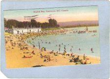 Buy CAN Vancouver Postcard English Bay can_box1~147