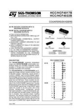 Buy SEMICONDUCTOR DATA 4017J Manual by download Mauritron #186895