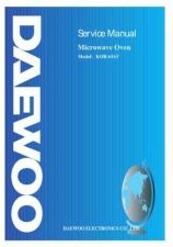 Buy DAEWOO SM KOR-616T (E) Service Data by download #150613