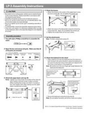 Buy Yamaha LP3E Operating Guide by download Mauritron #203799