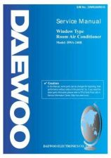 Buy Daewoo DWR-240R010 Manual by download Mauritron #184273