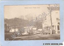 Buy CT Chester Chester Center Street Scene w/Old Cars & Trucks Bordens Ice Cre~355