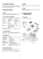 Buy Sharp ARFX2SM Service Manual by download #138832