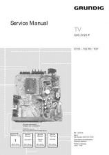 Buy Grundig CUC2020F Service Manual by download #153877