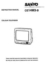 Buy Sanyo CE14M3-B Manual by download #172865