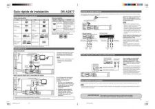 Buy Funai DR-A2877 E68C3ED QSG SP 0530 2 BR2 Owners User Guide Operating by download