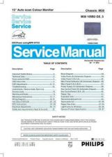 Buy Philips M30 cover p1 Service Schematics by download #157301