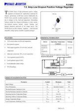 Buy Sharp 640-00102-0-PJ1083 Manual by download #178783