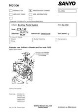 Buy Sanyo SM5810249-01 11 Manual by download #176891