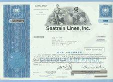 Buy DE na Stock Certificate Company: Seatrain Lines ~73
