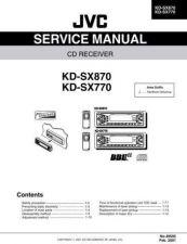 Buy JVC 49595 Service Schematics by download #120364