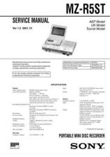 Buy SONY MZE95 MANUAL JE by download #128953