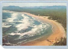 Buy CAN Vancouver Postcard Long Beach Vancouver Island can_box1~105
