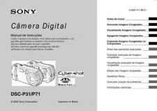 Buy SONY DSC-P31 OPERATING GUIDE by download #166747